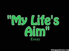 Importance of english in my life essay